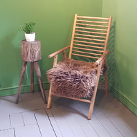 Folding Bamboo Chair
